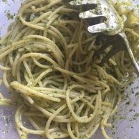 Pesto Genovese...Basil Pesto